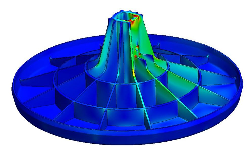 Finite Element Analysis | FEA | DC White Engineering Consultants